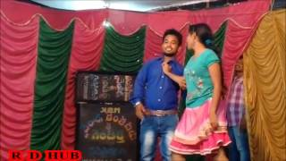 Recoding dance hot in village