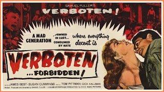 Verboten! (1951) Trailer - B&W / 1:37 mins