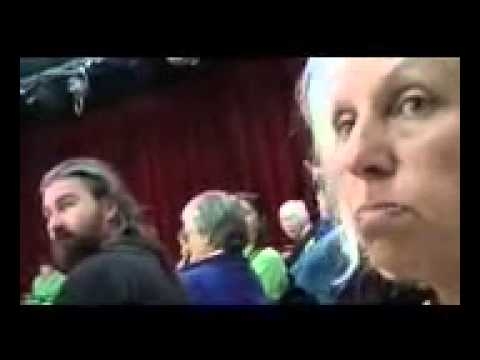 Xxx Mp4 First Eviction From Greens Meeting Merimbula NSW 19 April 2015 3gp Sex