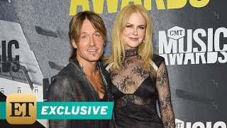 EXCLUSIVE: Nicole Kidman Felt Lucky to Have Keith Urban After Emotional 'Big Little Lies' Scenes