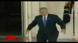 Os melhores da dança Barack Obama Michelle Bush Bin Laden Lula Elvis Presley