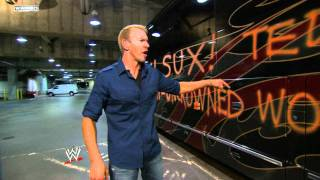 SmackDown: Christian vows to find out who vandalized Orton