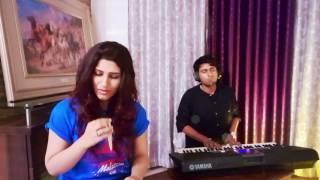 Ranjish... Shashaa Tirupati Feat Prasanna: Vocal & Kazoo
