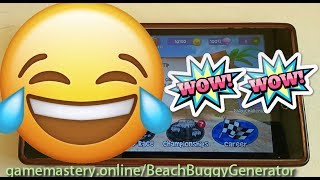 Beach buggy racing hack - Gems and Coins (Android/iOS) 2018 #BeachBuggy