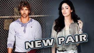 """Yami Gautam"" Reveals Her Experience Of Working with Hrithik Roshan In Kaabil"