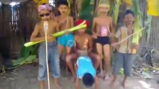 Funny boy with funny song..watch and enjoy...