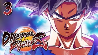 Let's Play Dragon Ball Fighter Z | Super Warrior Arc #3