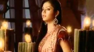 Geet   Maan Vm  BAAHON KE DARMIYAN   a very romantic moment  bY 810Kankana wmv