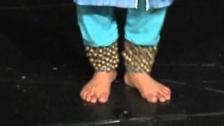 Guru Rajendra Gangani -Part 1 Highlights Kathak Mahotsav Toronto