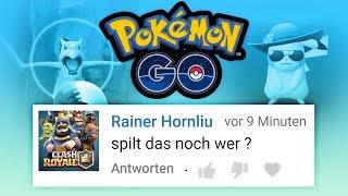 Spielt das noch wer? Meine Pokémon-Story | Pokémon GO Deutsch #679