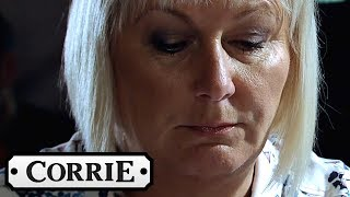 Eileen Tells Anna She's Sorry for Not Believing Her - Coronation Street