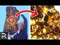 Download Lagu MP3 Man Cuts Open A RARE Meteorite He Discovered. What Was Found Inside Is Truly Mind-Blowing!