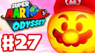 Super Mario Odyssey - Gameplay Walkthrough Part 27 - Luncheon Kingdom 100%! (Nintendo Switch)
