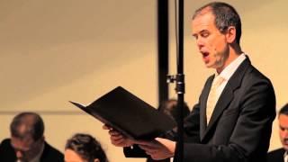 """J.S. Bach, Kantate BWV 81: Nr. 5 Aria """"Schweig, schweig, aufgetürmtes Meer"""