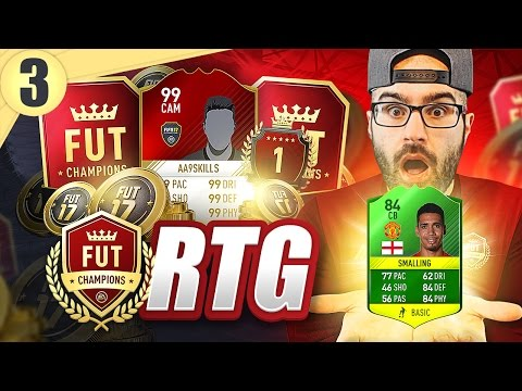 MAKING SO MUCH PROFIT! - ROAD TO FUT CHAMPIONS! FIFA 17 RTG #03