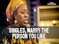 Download Video Download Dr Becky Paul-Enenche-FAMILY CONVOCATION-SINGLES 3GP MP4 FLV