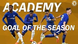 Chelsea's Amazing Academy | Pick Your Goal Of The Season!