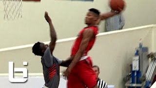 Troy Baxter DESTROYS Defender at The Holiday Classic!! Dunk Of The Season So Far?