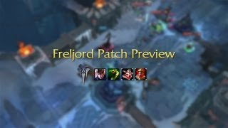 Freljord Patch Preview