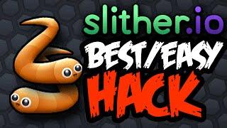 Slither.io - Easy HACK!