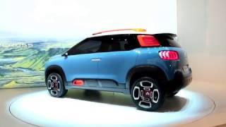 Citroen C Aircross Concept   Geneva Motor Show 2017