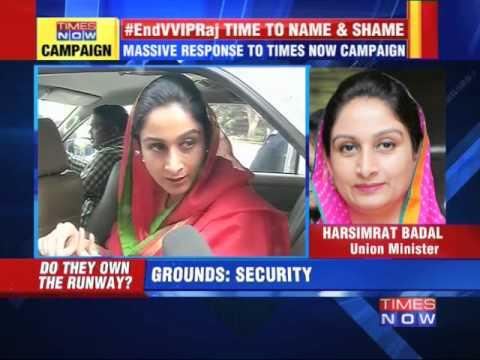 I Use My Private Car: Harsimrat Kaur Badal