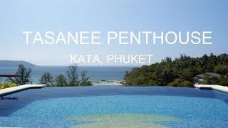 Luxury Tassanee Penthouse Kata Beach Phuket Thailand Luxury Villa Rentals