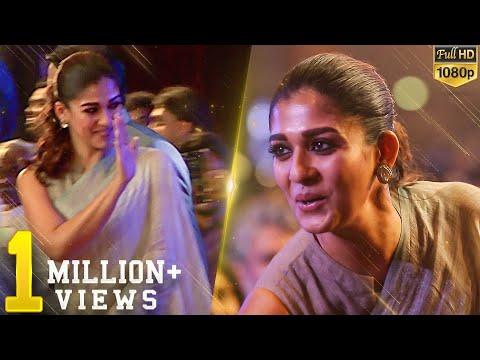 Xxx Mp4 Nayanthara Stunning In Saree Lady Superstar Brightens The Full Auditorium 3gp Sex