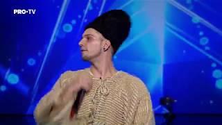Romanii au talent 2018 ADNeu  Moment de rap