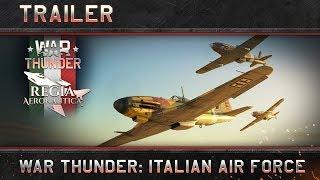 War Thunder: Italian Air Force Trailer