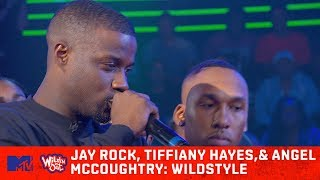 Jay Rock Joins Tiffany Hayes & Angel McCoughtry to Ball Out on Nick Cannon | Wild