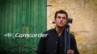 Panasonic 4K Ultra HD Camcorder 2016 - Tutorial 4K Cropping