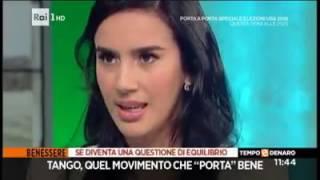 Benefici del Tango con Angel Zotto y Daiana Guspero