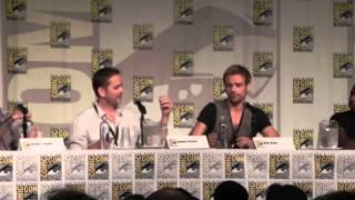 Comic Con 2014 Constantine Panel Clip