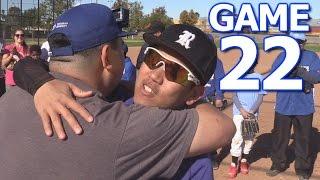 Taka's Farewell Game   Offseason Softball Series   Game 22