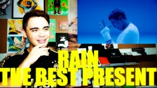 RAIN(비) - The Best Present MV Reaction [RAIN IS BODY GOALS]