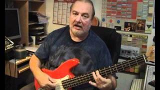 Apprendre les gammes majeures (1) à la Basse avec Buffalo Gil's