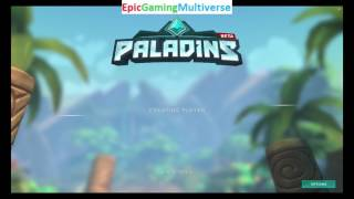 Tutorial For How To Create A Player Name In Paladins