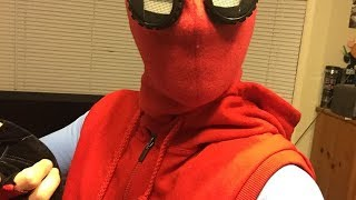 Spider-Man Homecoming Homemade Suit Episode 1 - The Mask