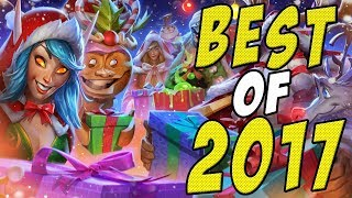 Try Not To Laugh: Best of 2017 - Heroes of the Storm FUNNY