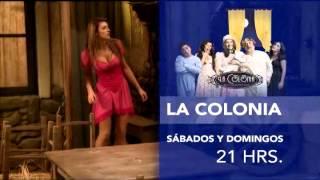 La Colonia en TVC, Televisión Contigo