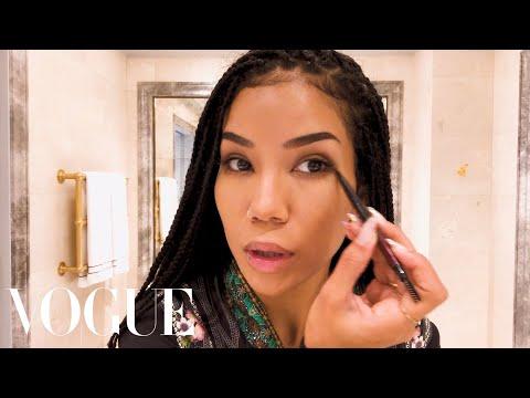 Xxx Mp4 Jhené Aiko S Ultimate Guide To Color Correcting Beauty Secrets Vogue 3gp Sex