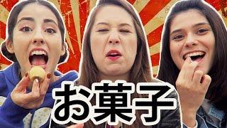 Experimentando VERDADEIROS DOCES do JAPÃO!