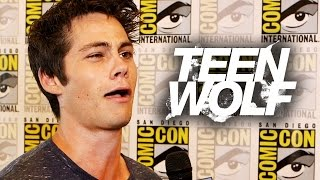 Dylan O'Brien Did WHAT With Christmas Tree?