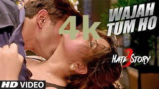 4k Wajah Tum Ho Video Song Hate Story 3 Zareen Khan, Karan Singh Armaan Malik