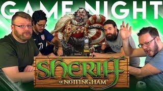 Sheriff of Nottingham GAME NIGHT!!