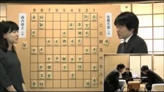 【将棋】 藤井猛九段が好調の理由を語る 『頑張らない事が大事』
