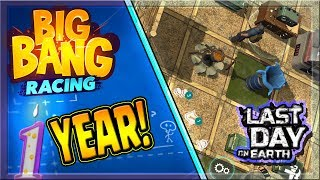 Big Bang Racing Update -- PLUS -- Last Day On Earth (making progress)