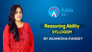 Reasoning Ability : Syllogism