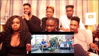 Rayvanny Ft Diamond Platnumz - Mwanza ( REACTION VIDEO ) || @Rayvanny @diamondplatnumz